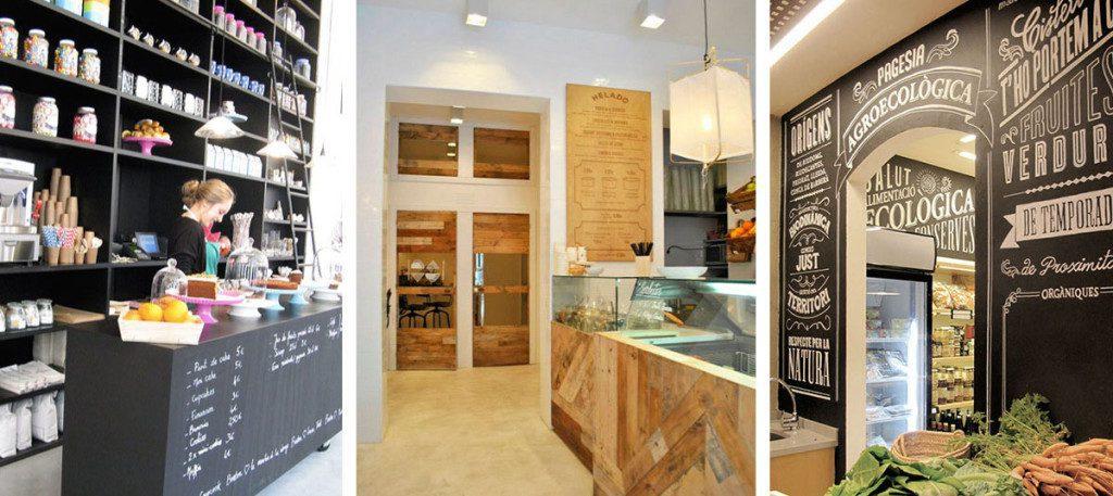 Cuidar l 39 interior de la botiga tamb cuida la salut del - Articulos para decoracion escaparates ...
